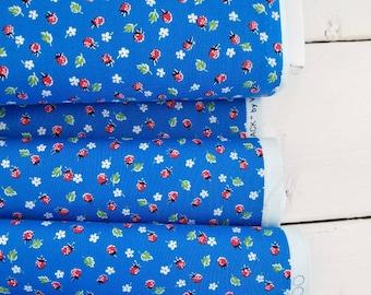 Sugar Sack - Berries (Blue Background) - Whistler Studios- Windham Fabrics