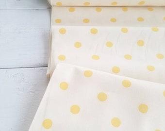 Sugarplum - Spot(Yellow) - Heather Ross - Windham Fabrics - Holiday Fabric