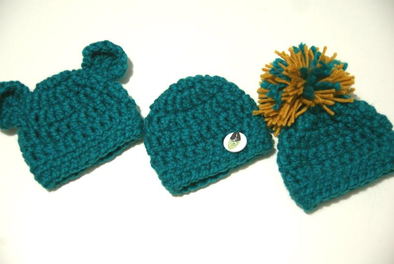 4c3aedc93 Baby hat crochet newborn hat crochet baby beanie baby