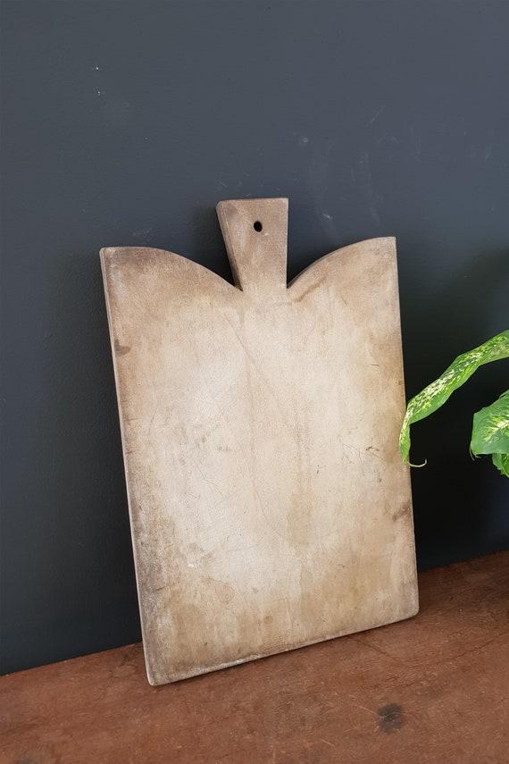 Französisch Antike Schneidebrett Primitive Holz Hacken Bock | Etsy
