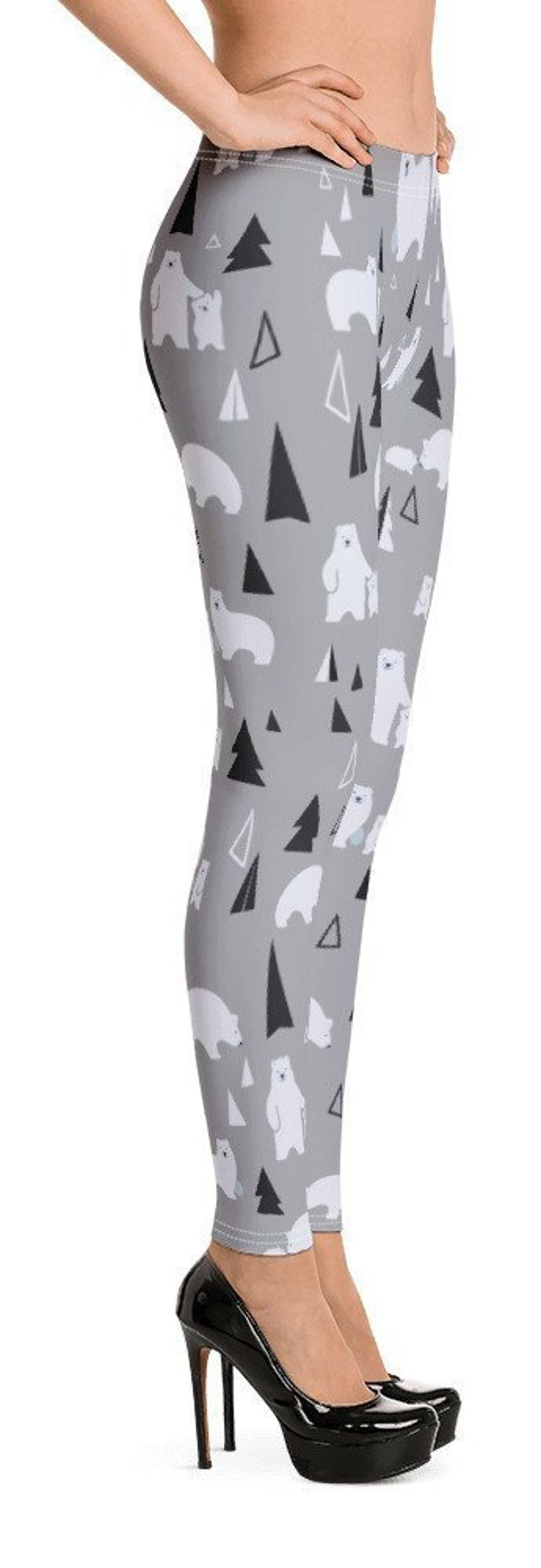 ladies quality garment from the stylish Ben More label Print Leggings