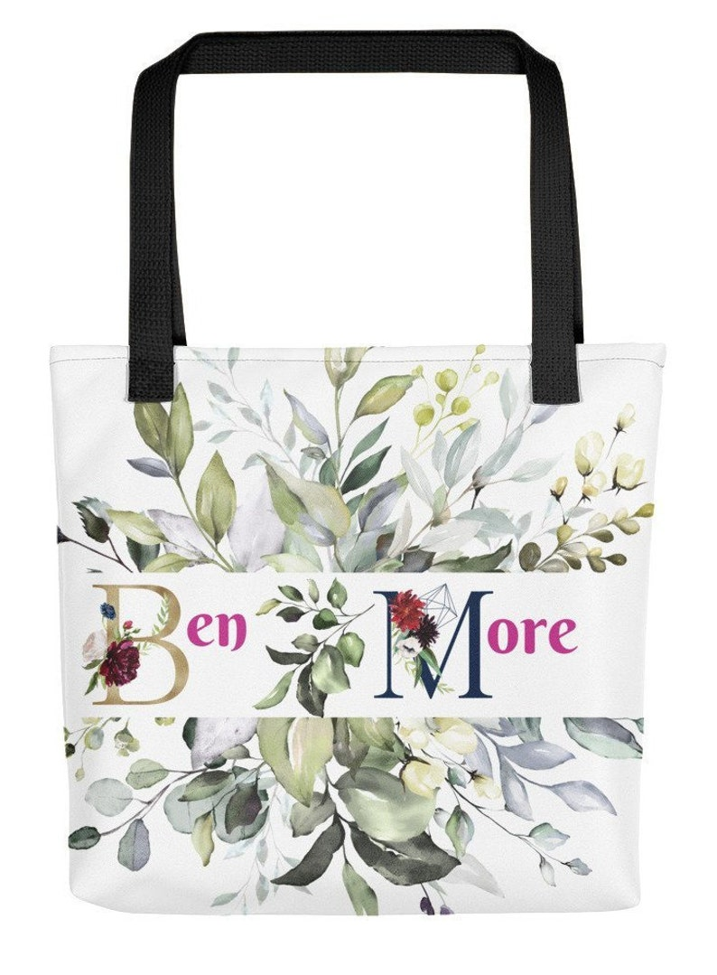 quality with style. Ben More Tote bag a designer bag