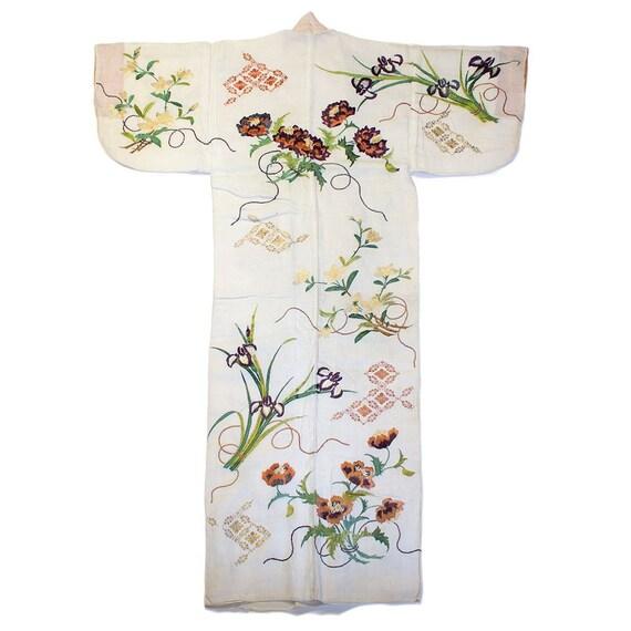 18th Century Edo Kosode Kimono