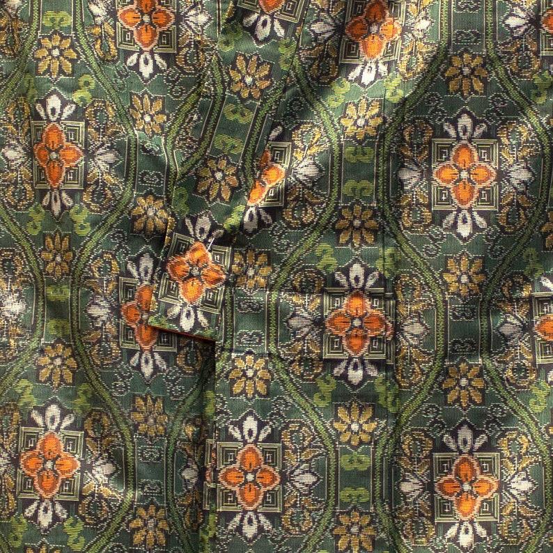 Oshima Style Womens Kimono