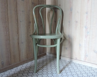 Vintage Bentwood Chair Thonet Style Cafe Chair Dining Desk Accent Chair USA  Only One Chair 4 Available SALE Was 424.00