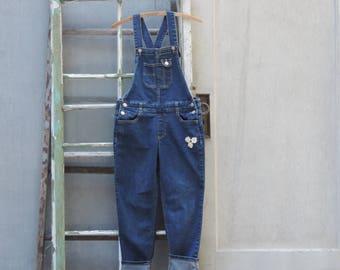 6fe987429a9 Vintage Denim Overalls Women s Girl
