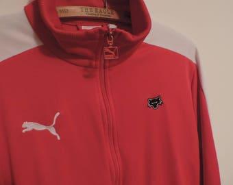 PUMA TRACK Jacket Puma Athletic Wear Track and Field Wear Soccer Jacket 1e4b345150059