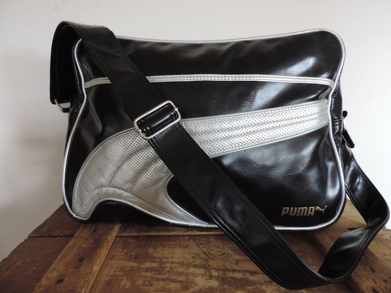 8d223a03f0 Puma Sports Bag Travel Bag Puma Athletics Carry On Shoulder