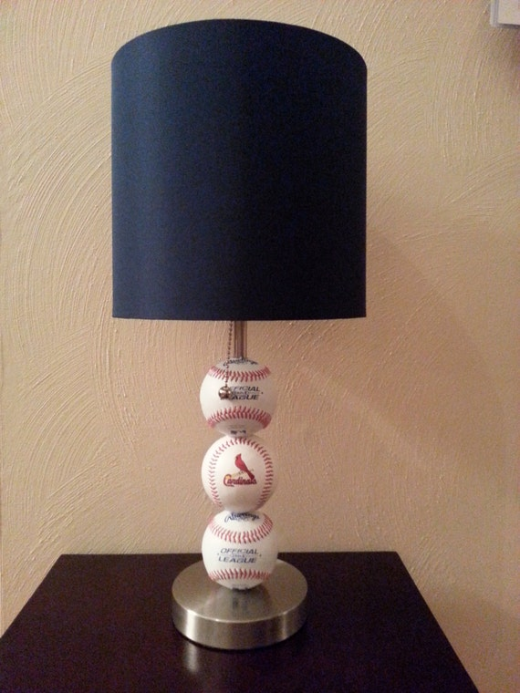 image 0 - Baseball Lamp