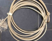 Western  Competition Rope - Lasso - Rustic Decor - Western Home Decor - Cowboy Decor