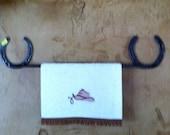 Towel holder-Horseshoe, H...