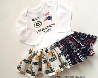 18 Mo Girls New England PATRIOTS Pillowcase Dress Infant Toddler Toddlers Summer to Football Season /& Beyond w just a Tee