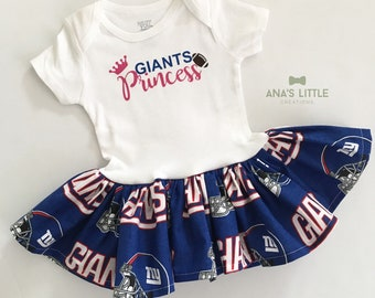 New York Giants Baby Dress 733e31e5c