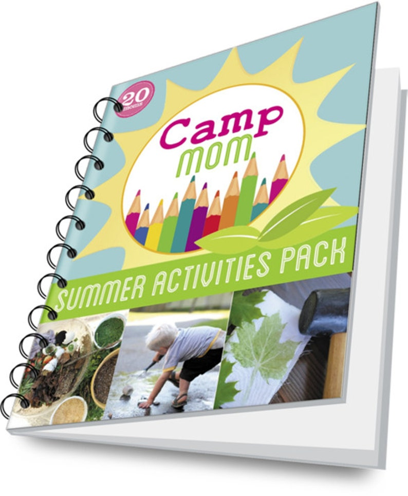 Camp Mom Summer Activities Pack image 0