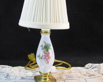 Lamps Retro Brass Lamp Lighting Brassware Made In England 50% OFF Antiques