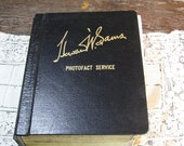 Howard W Sams Radio Photofact Service Manual, Hard Cover Volume 12, Radio Hobbyist, Radio Collector 1950s