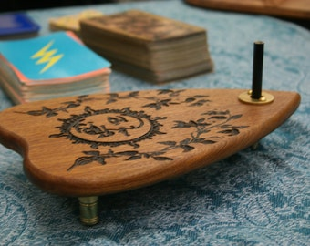 Automatic Writing Planchette - Choose your design/wood