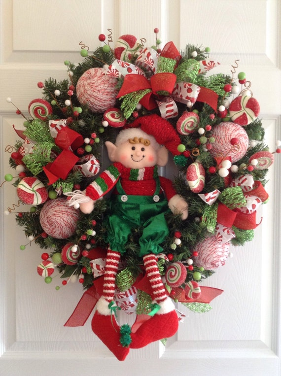 image 0 - Elf Christmas Decorations