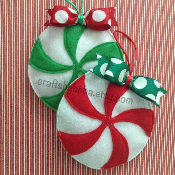image 0 - Candy Christmas Ornaments
