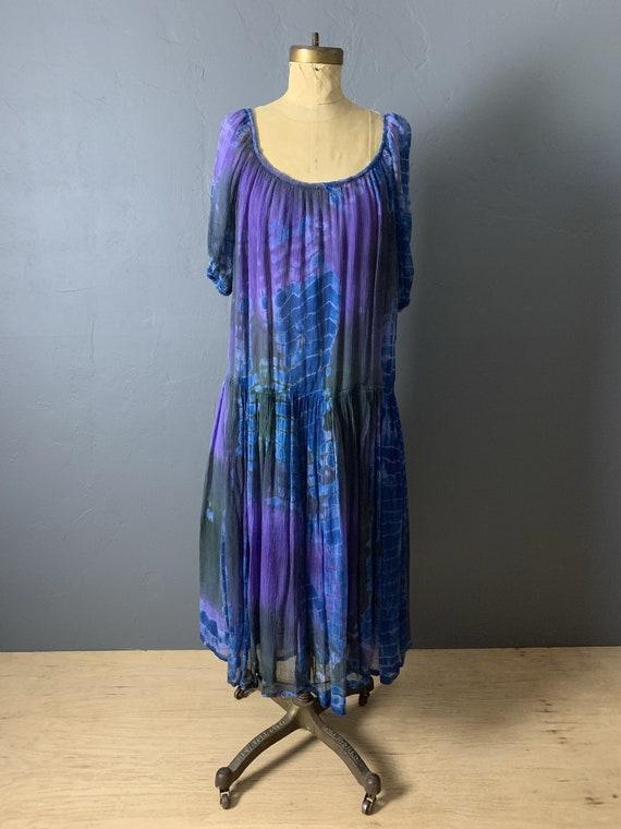 Bila Tie Dye Dress
