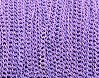 3x2mm purple chain necklace