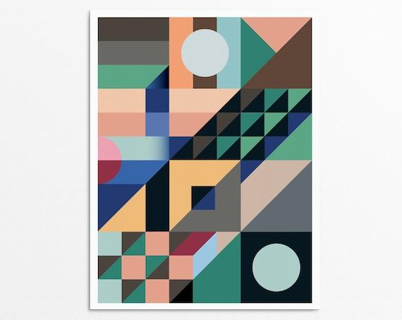 Industry - Fine Art Print