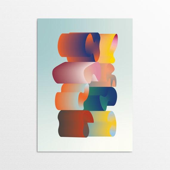 Future Islands - Modern Art Print