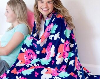 Amelia Throw Blanket