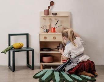 Toro Wooden Play Kitchen