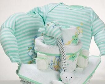 Catch a Star Baby Gift Basket