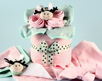 Baby Blossom Layette Baby Girl Gift Set