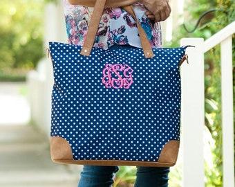 Charlie Dot Personalized Shoulder Bag