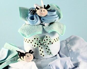 Baby Blossom Layette Baby Boy Gift Set
