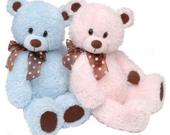 Beary Cute Plush Teddy Bear Toy