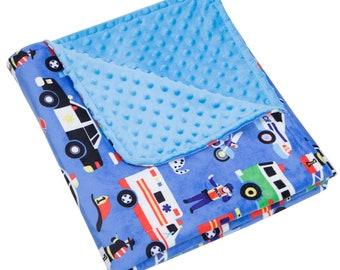 Heros Plush Blanket