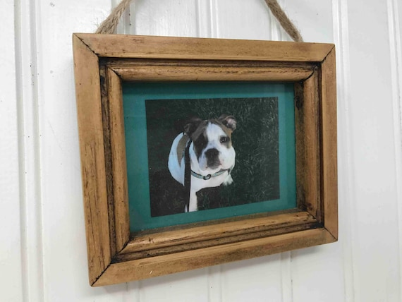 Handmade Small Wood Picture Frames Hold 2 12 X 3 12 Etsy