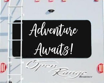 Travel, Adventure, RV