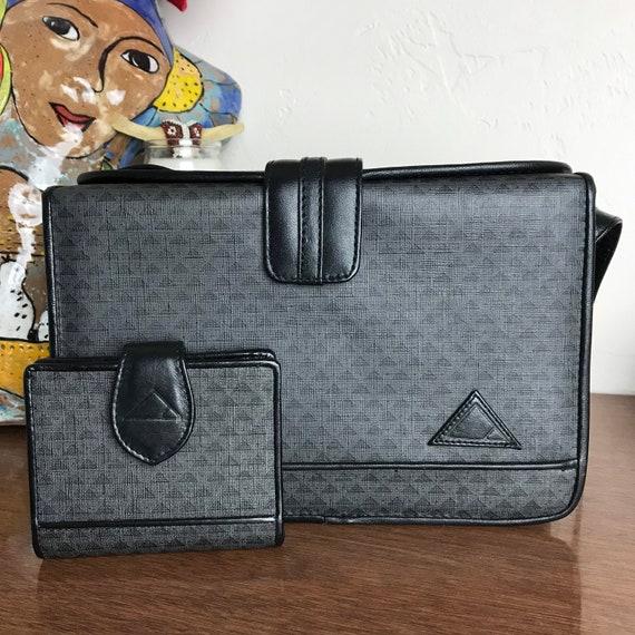 Liz Claiborne Vintage Deadstock Purse Wallet Set -