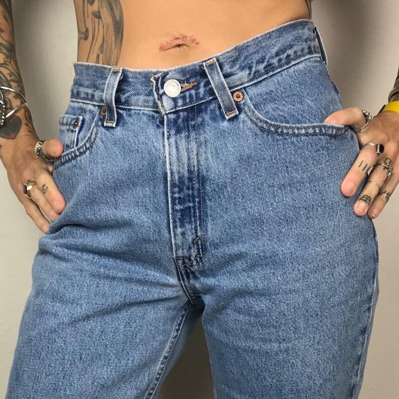 512 Skinny Levi's Leg Tapered Vintage Rise Jeans High Slim Yb6I7mfyvg
