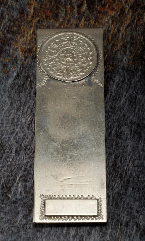 Ideal for gift Argentina Alpaca Money Clip Handmade