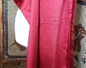 Fifties silk wrap