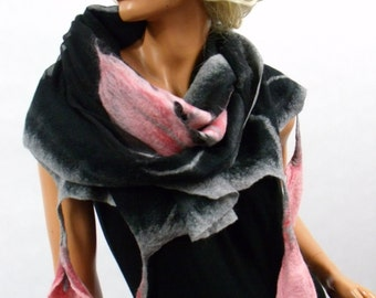 Beautiful Silk Shawl Wrap to the dresses, for evening creations