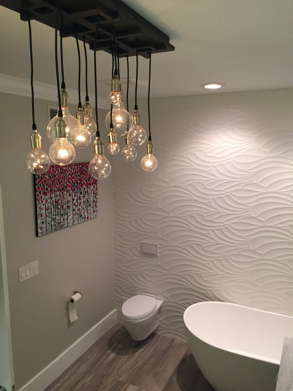 Bathroom Chandelier Lighting, Bathroom Chandelier Lighting