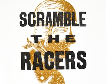 Scramble The Racers