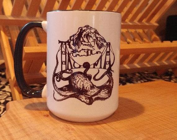 Tacoma Octopus Mug