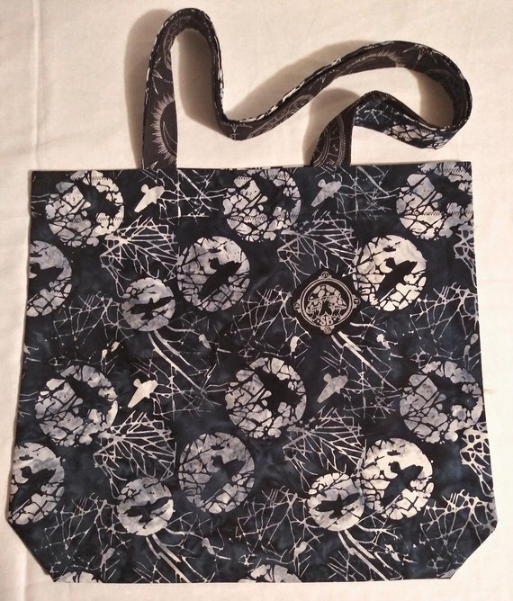 Raven Re Usable Market Tote