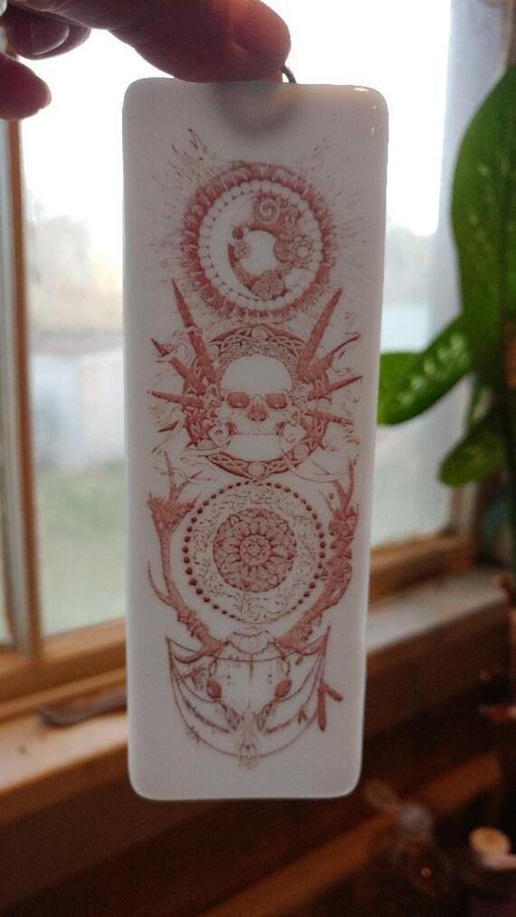 Fused Glass Ornament/Sun Catcher