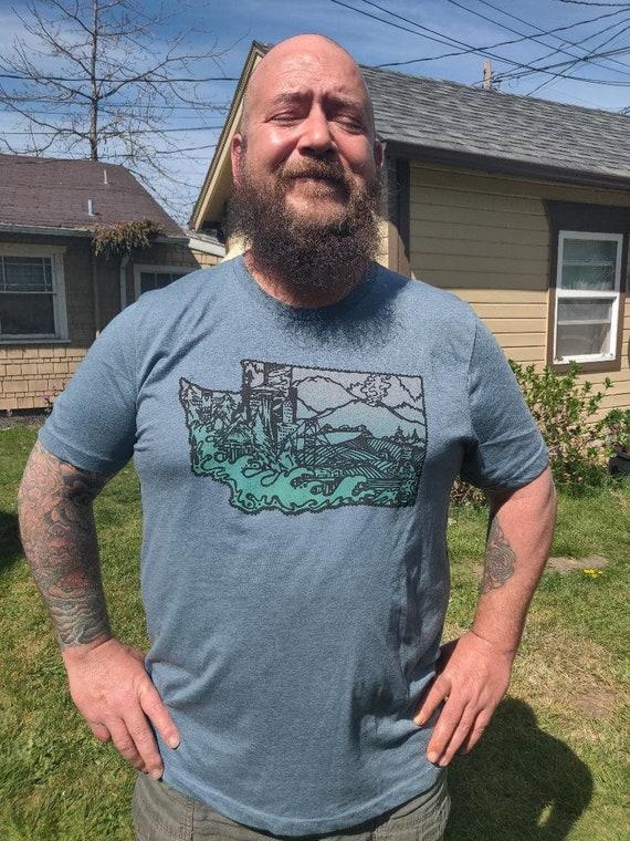 Washington State T Shirt
