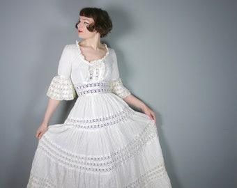 Mexican Wedding Dress Etsy