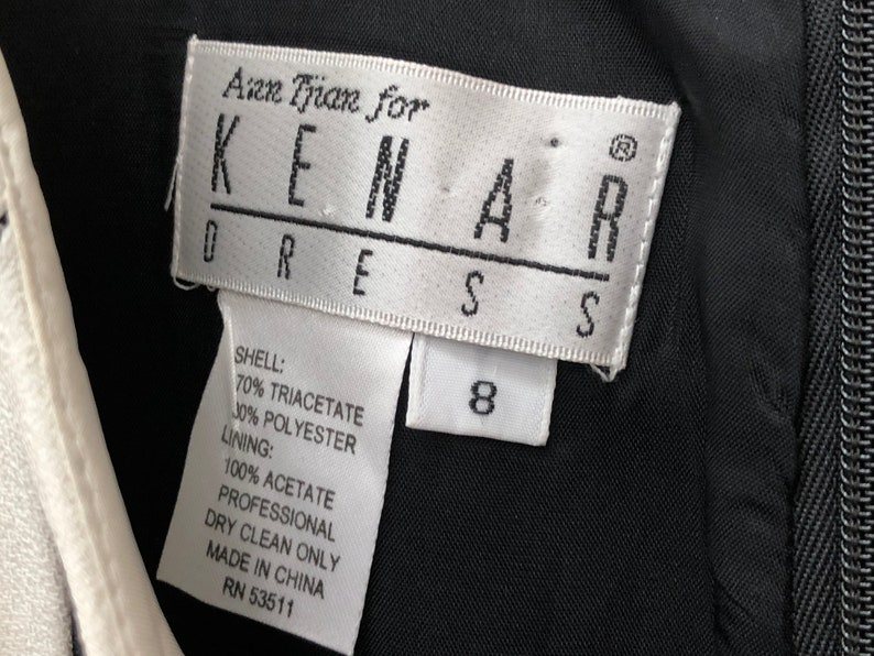 Black and White Dress Black Diamond Design Sleeveless Strappy Mini Dress Kenar Dresses Vintage Distressed Women/'s Small
